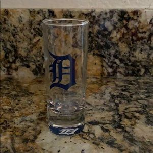 Other - Detroit Tigers shot glass